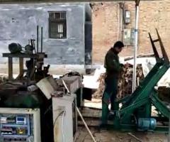 木工机械制造厂视频